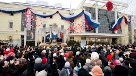 Das neue Zuhause für die Scientology Kirche Moskau wurde in Anwesenheit von über 2000 Scientologen, russischen Behördenvertretern, religiösen Würdenträgern und Menschenrechtsverfechtern eingeweiht. Bei der Zeremonie handelte es sich um die Einweihung der ersten großen Scientology Kirche in der Russischen Föderation.